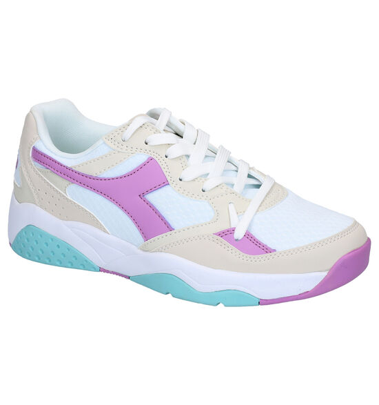 Diadora Flex Run Witte Sneakers