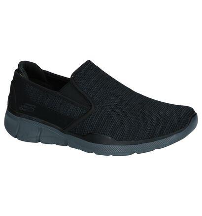 Zwarte Instappers Skechers Relaxed Fit, Zwart, pdp