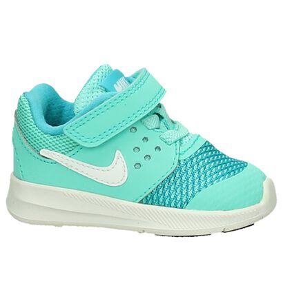 Nike Downshifter Sneaker Runner Turquoise, Turquoise, pdp