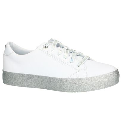 Witte Sneakers Tommy Hilfiger Glitter, Wit, pdp