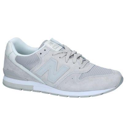 New Balance MRL 996 Licht Grijze Sneakers, Grijs, pdp