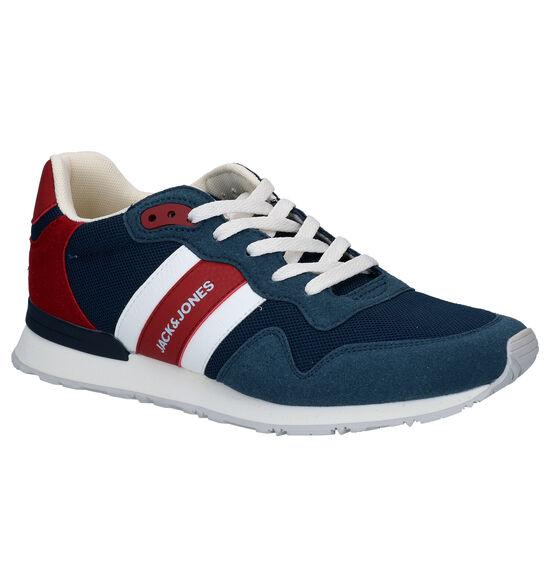 Jack & Jones Stellar Blauwe Sneakers