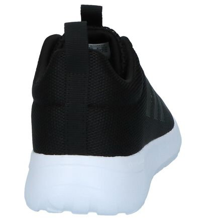 adidas Lite Racer Baskets en Noir en textile (221597)