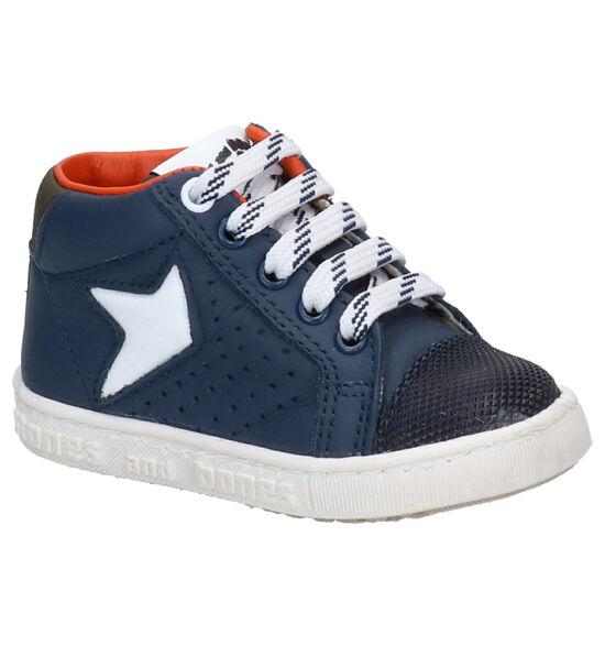 STONES and BONES Chaussures pour bébé  en Bleu foncé