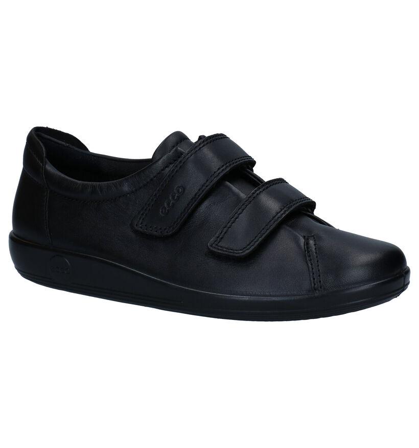 ECCO Chaussures basses en Noir en cuir (254219)