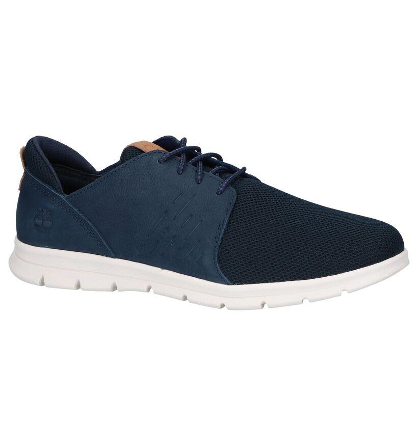 Timberland Graydon Chaussures à lacets en Brun en cuir (284437)