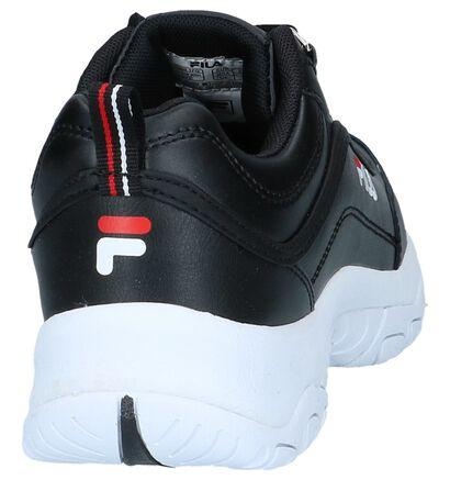 Zwarte Sneakers Fila Strada Low , Zwart, pdp