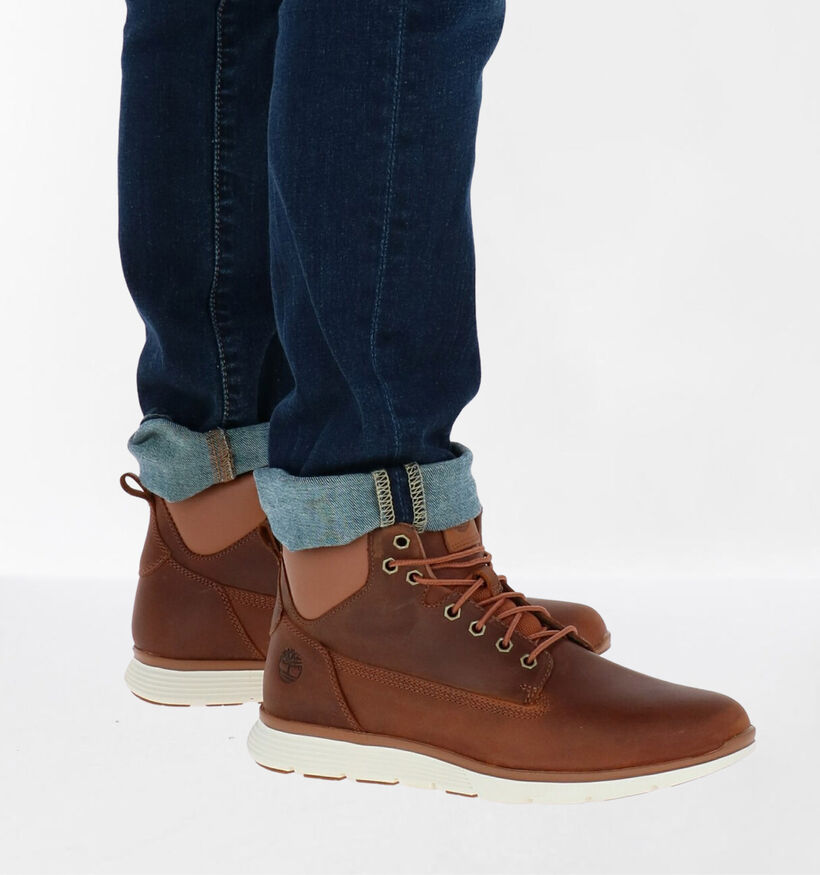 Timberland Killington Chukka Bruine Bottines in nubuck (277695)