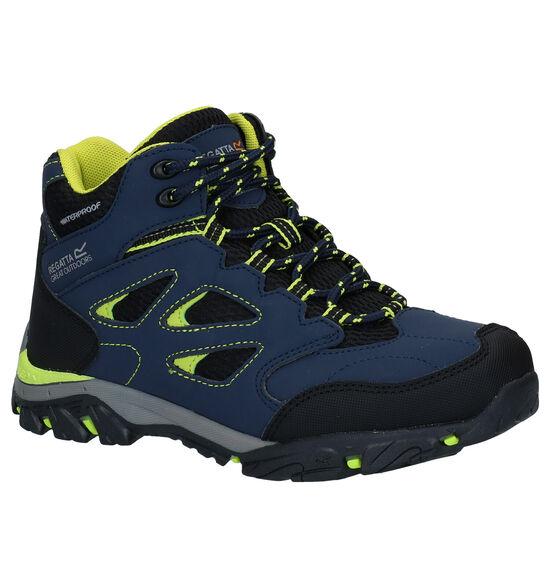 Regatta Holcombe Chaussures de randonnée en Bleu