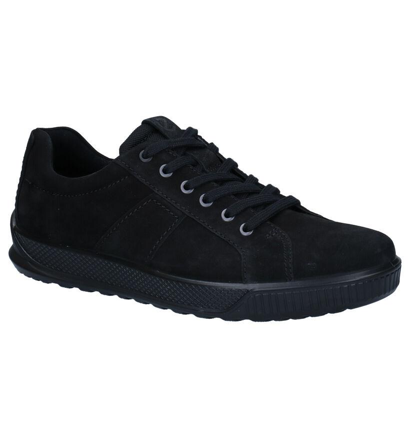 ECCO Byway Chaussures à lacets en Vert en nubuck (287395)