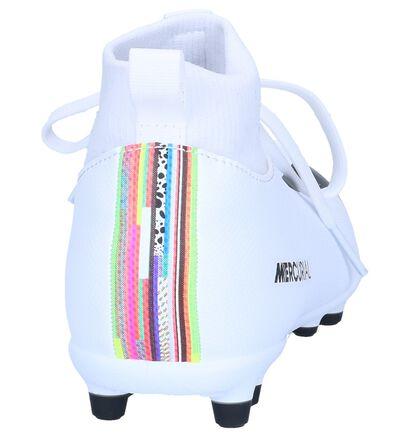 Witte Voetbalschoenen Nike JR Superfly in kunstleer (250398)