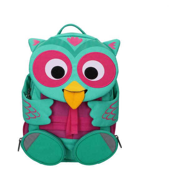Affenzahn Owl Sac à dos en Turquoise