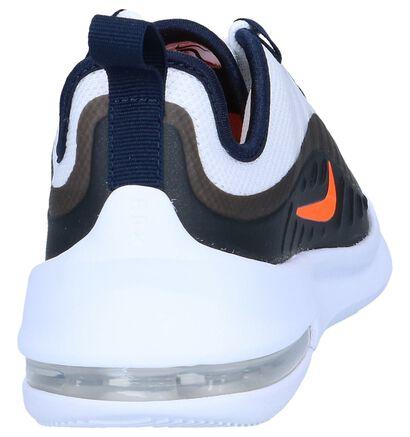 Zwarte Sneakers Nike Air Max Axis , Wit, pdp