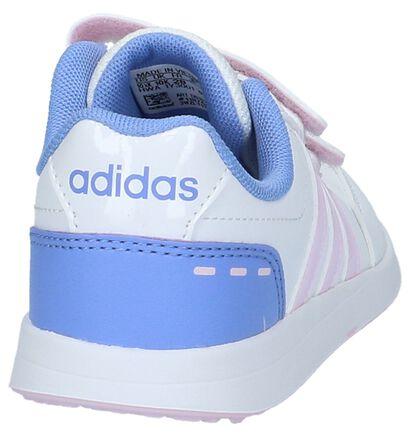 adidas VS Switch Baskets en Blanc en simili cuir (208928)