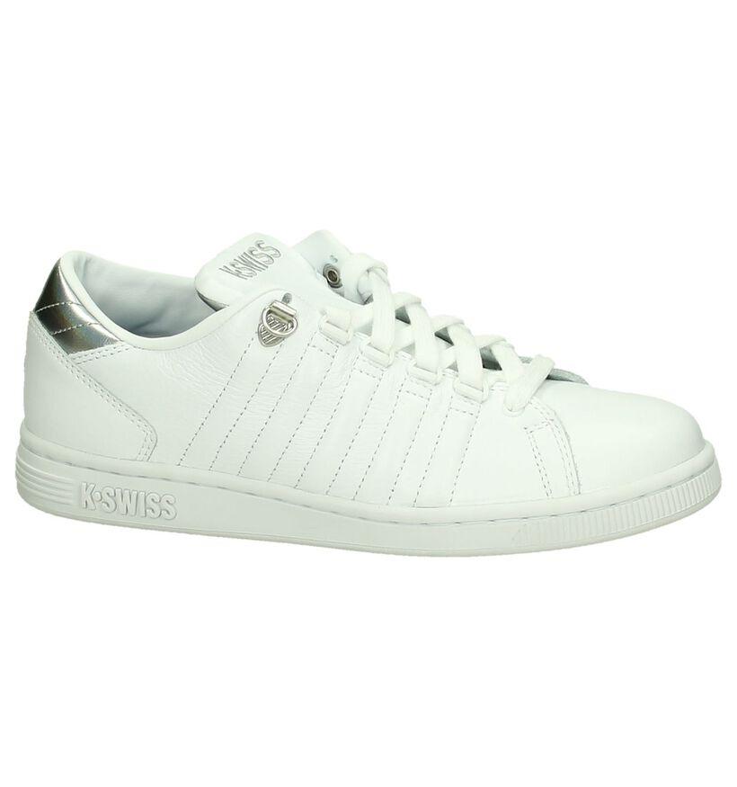 Witte Sneaker K-Swiss Lozan III in leer (208451)