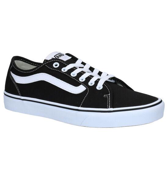 Vans Filmore Decon Zwarte Sneakers