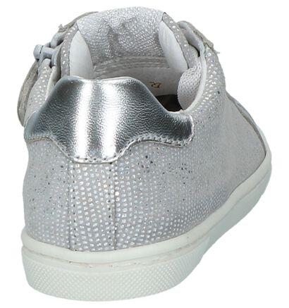 Zilveren Schoenen met Rits & Veter Fr by Romagnoli, Zilver, pdp