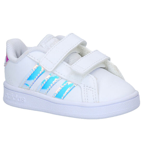 adidas Grand Court I Baskets en Blanc