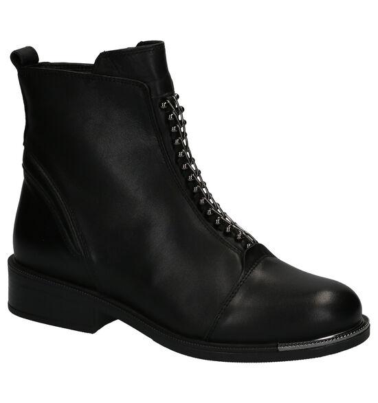 Baboos Zwarte Boots