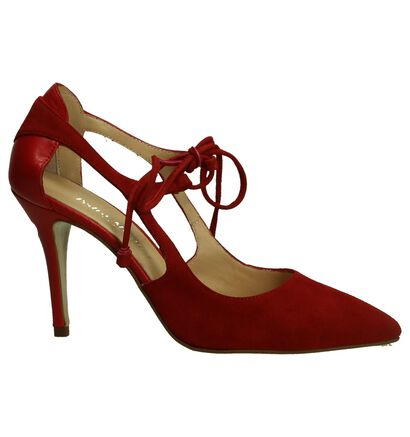 Rode Pedro Miralles High Heels, Rood, pdp