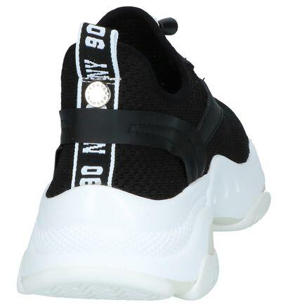 Zwarte Slip-on Sneakers Steve Madden Match, Zwart, pdp