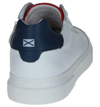 Scapa Chaussures basses en Blanc en cuir (247293)