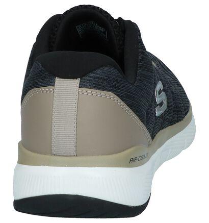 Jeansblauwe Sneakers Skechers Lite-Weight, Grijs, pdp