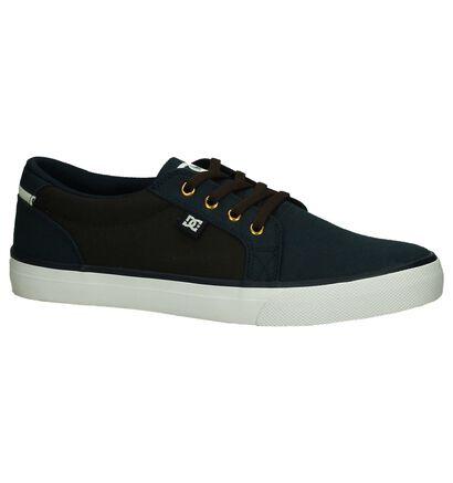 Blauwe/Bruine Skateschoen DC Shoes Council, Blauw, pdp