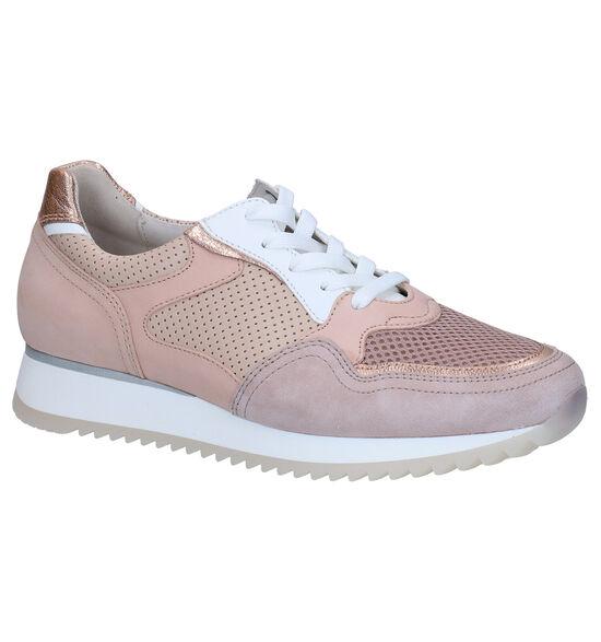 Gabor OptiFit Roze Sneakers