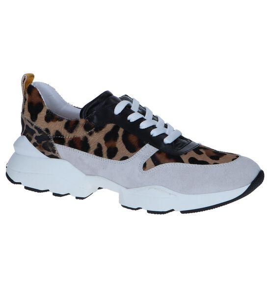 Multicolor Geklede Sneakers Maripé