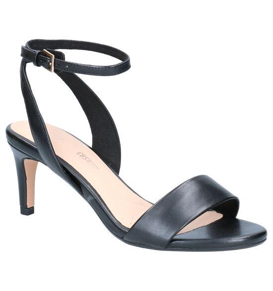 Clarks Amali Jewel Zwarte Sandalen
