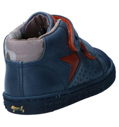 STONES and BONES Chaussures pour bébé  en Bleu foncé en cuir (255485)