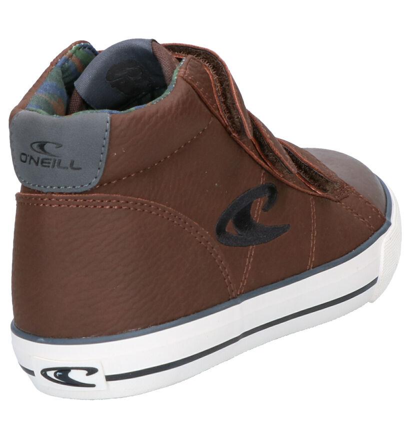 O'Neill Kabby Grijze Chaussures Hautes en Gris en simili cuir (256128)