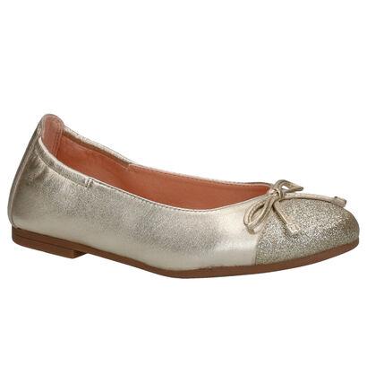Witte Ballerina's Unisa Dino in leer (246871)