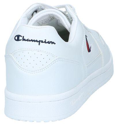 Champion Baskets basses  (Noir), Blanc, pdp