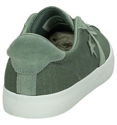 Converse Baskets basses  (Vert kaki), Vert, pdp