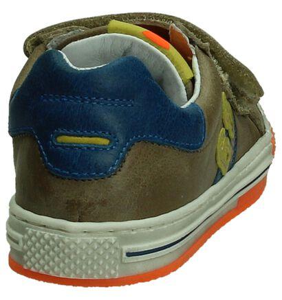 Romagnoli Chaussures basses en Taupe en cuir (195426)