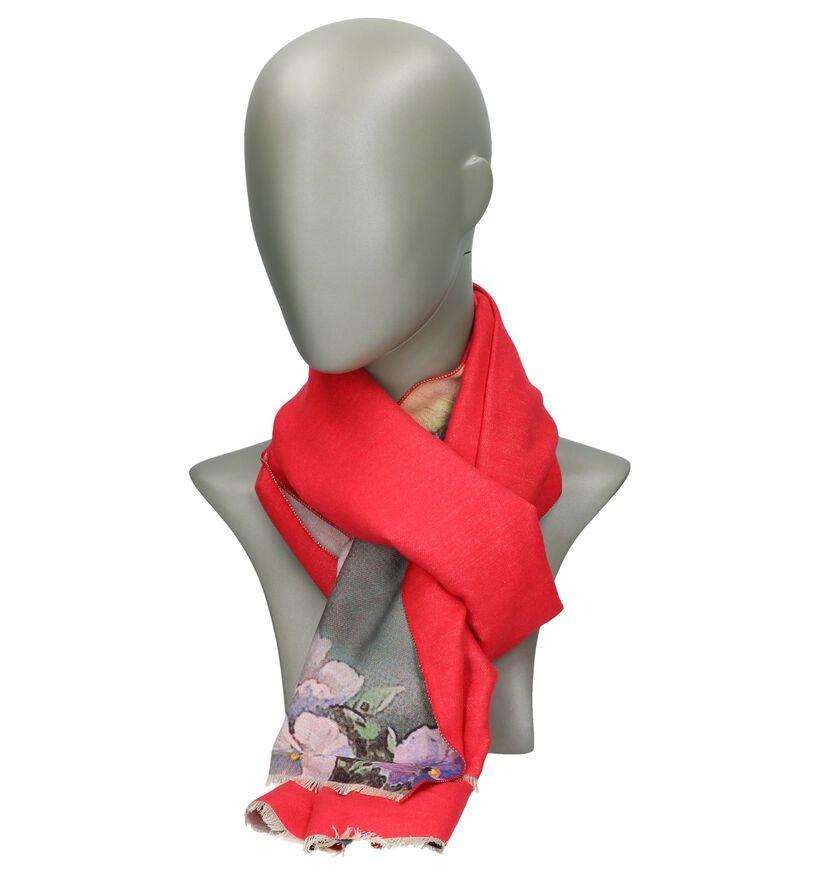 Pia Rossini Châles en Rouge (235202)