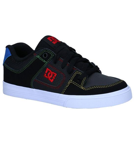 DC Shoes Pure Zwarte Sneakers