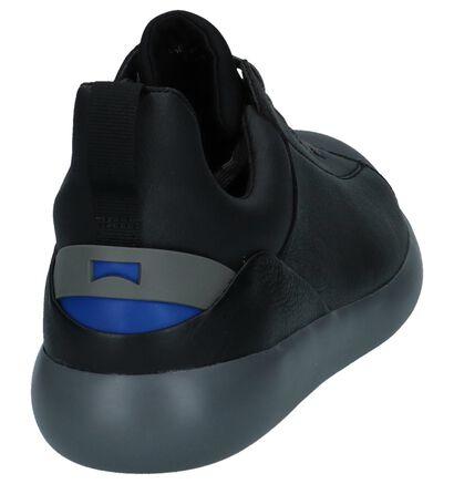 Camper Chaussures basses en Noir en cuir (226152)