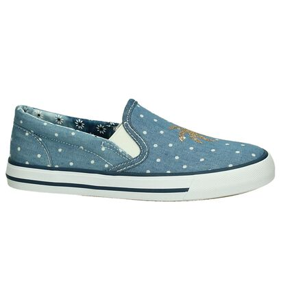 Aloha Chaussures sans lacets  (Bleu), Bleu, pdp