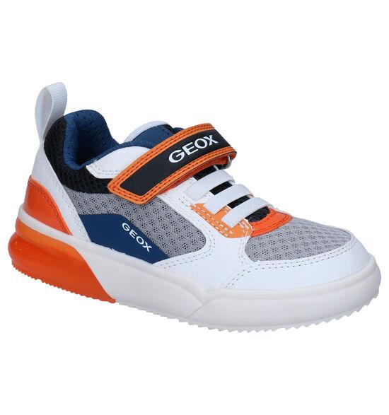 Geox Grayjay Chaussures en Blanc