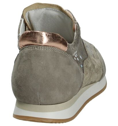 Via Roma Baskets basses  (Taupe), Taupe, pdp