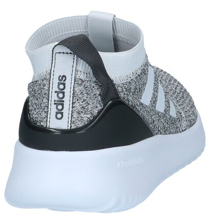 Zwarte Slip-on Sneakers adidas Ultimafusion in stof (237064)