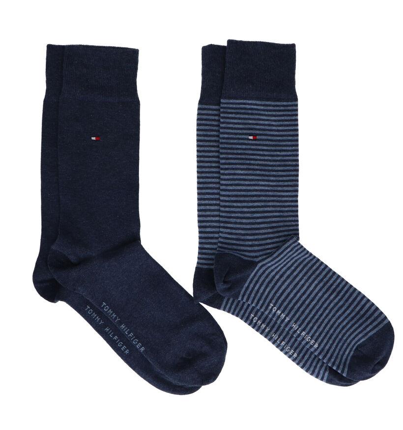 Tommy Hilfiger Zwarte Sokken - 2 Paar (256679)