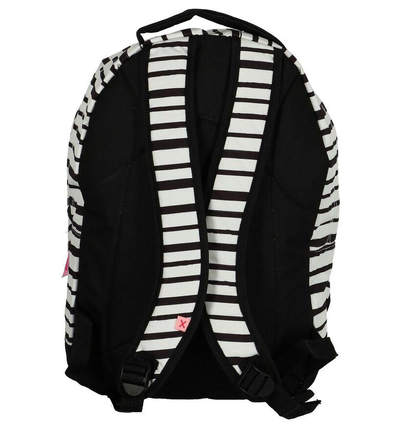 Milky Kiss Sacs à dos en Blanc en textile (223303)