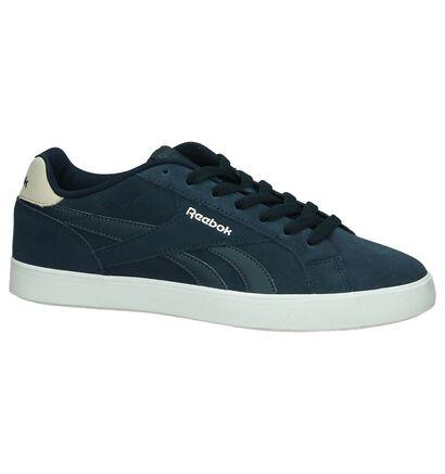Reebok Sneaker Sportief Donkerblauw , Blauw, pdp