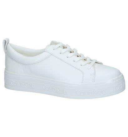 Witte Sneakers Calvin Klein Jaelee , Wit, pdp