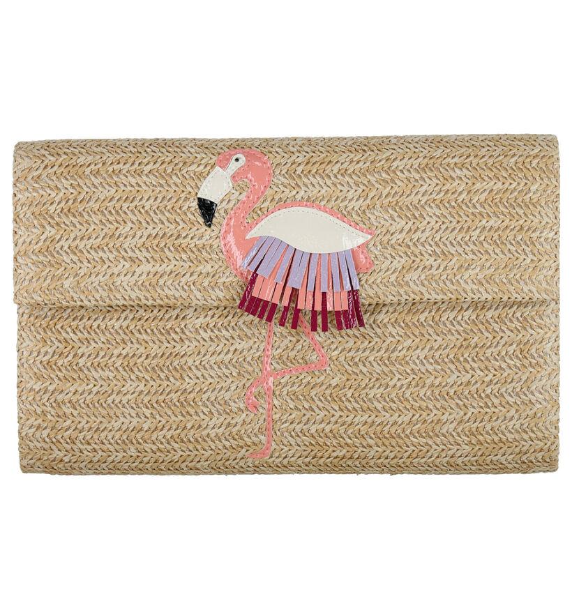 Bulaggi Flamingo Pochette en Beige en synthétique (291308)