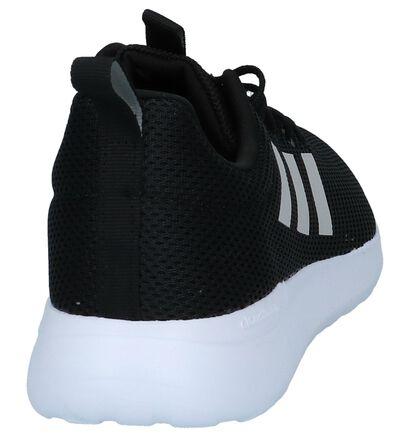 adidas Lite Racer Zwarte Sneakers in stof (252497)